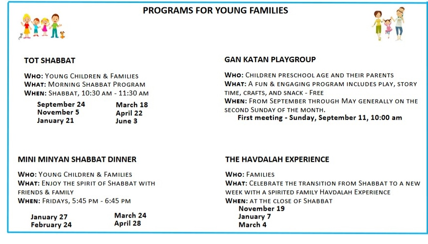 Programs For Young Families